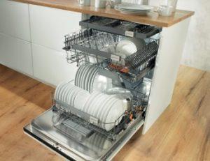 Ugradne mašine za pranje sudova